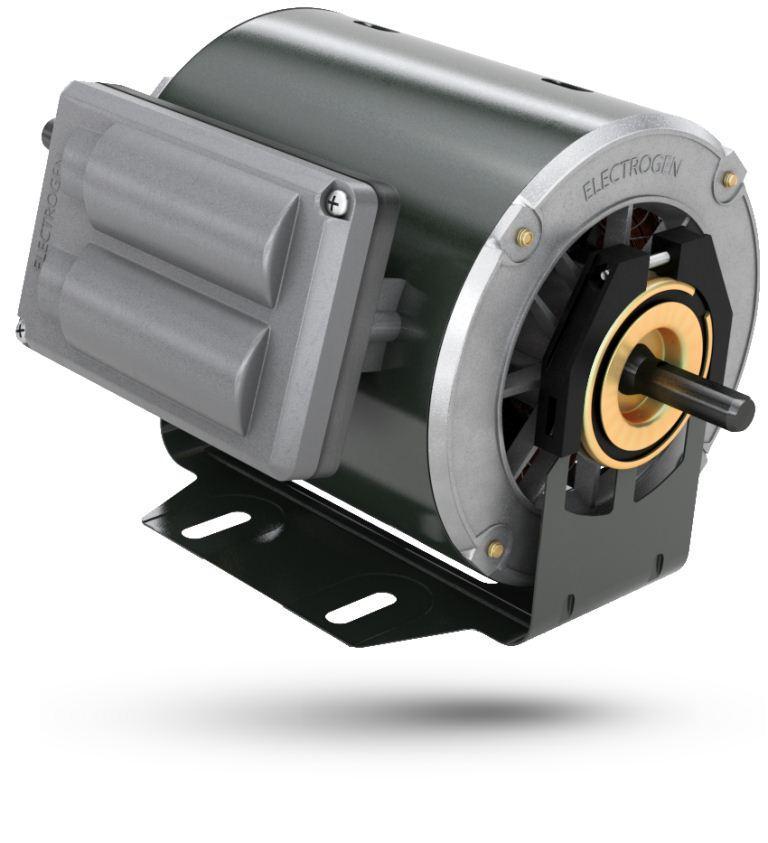 موتور - الکتروژن - موتور الکتریکی - Electro motor
