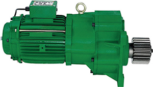 KD-500 Motor with Buffer
