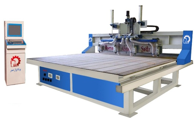 Milling cnc machinery - cnc router
