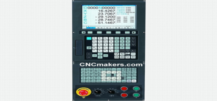 GSK25i from CNCmakers is a new high-end CNC
